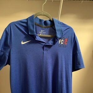 FC Cincinnati Nike polo